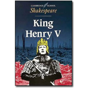 King Henry V<br> by William Shakespeare