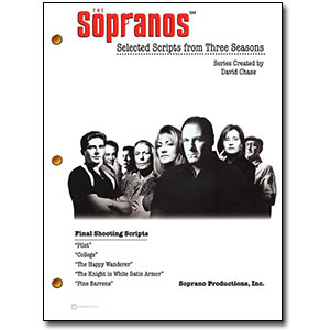 The Sopranos <em>Selected Scripts from Three Seasons</em> by David Chase