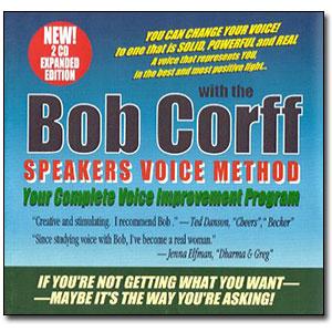 Bob Corff<br>Speakers Voice Method by Bob Corff