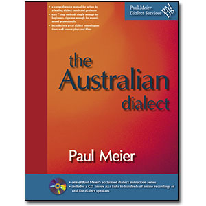 Paul Meier Dialect Services <em>General Australian</em> by Paul Meier
