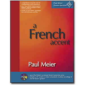 Paul Meier Dialect Services <em>French</em> by Paul Meier