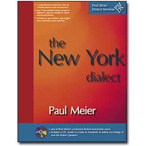 Paul Meier Dialect Services <em>General New York</em> by Paul Meier