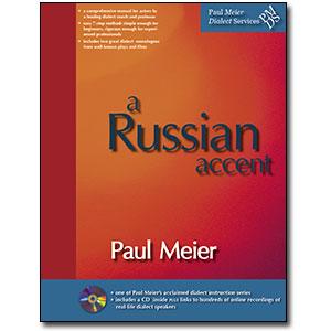 Paul Meier Dialect Services <em>Russian</em> by Paul Meier