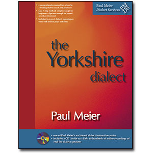 Paul Meier Dialect Services <em>Yorkshire</em> by Paul Meier