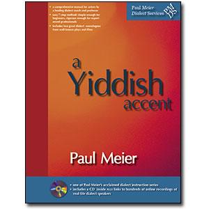 Paul Meier Dialect Services <em>Yiddish</em> by Paul Meier