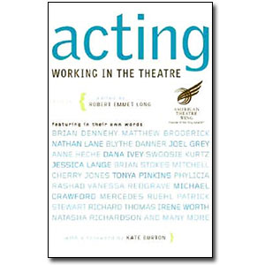 Acting<br> by Robert Emmet Long