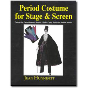 Period Costume for Stage & Screen<br> by Jean Hunnisett